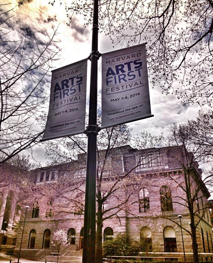 Arts First 2015