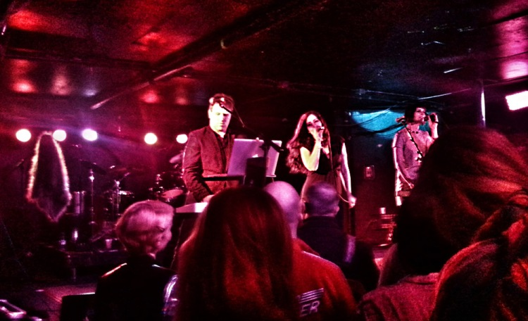Freezepop @ the Middle East in March