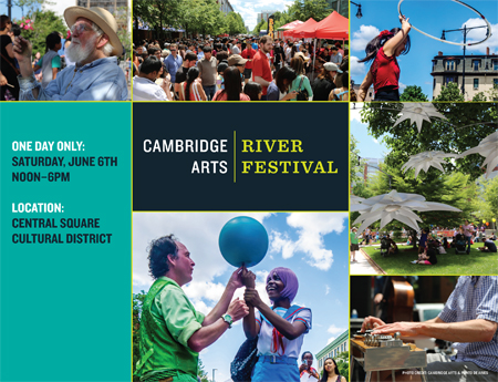 River Festival coming this weekend!